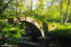 Schafsbrücke nahe Ruderitz
