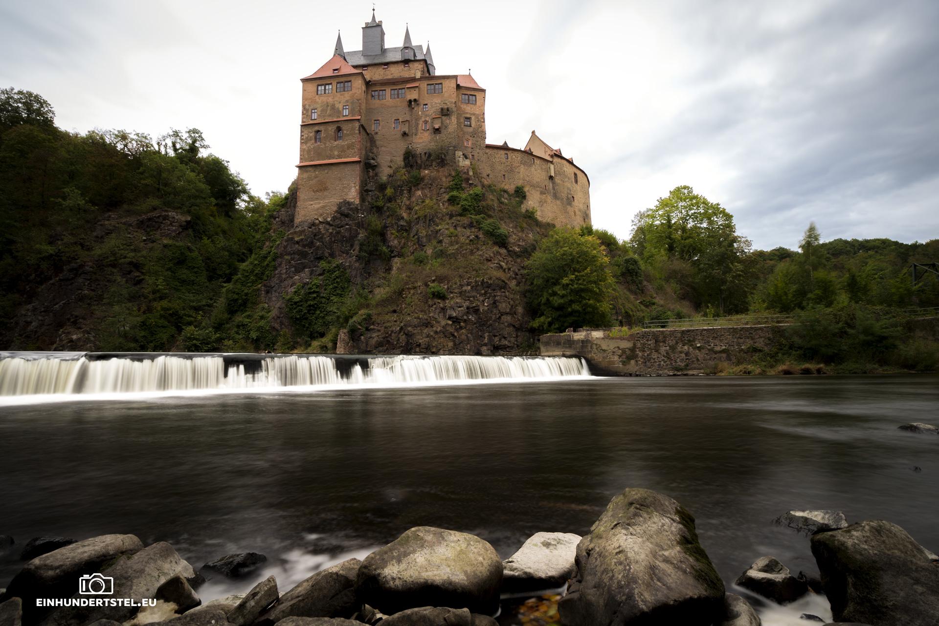 Burg Kriebstein-HDR